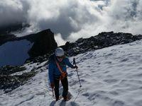 Alpinisme : Allalinhorn Hohlaubgrat 4027 m