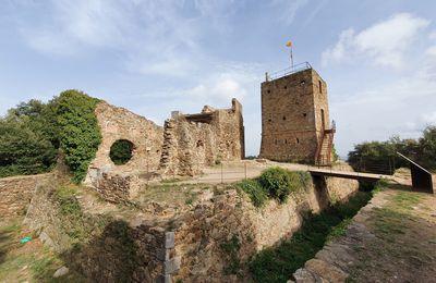 21 octobre 2020 - Celrá, el castell de Sant Miquel