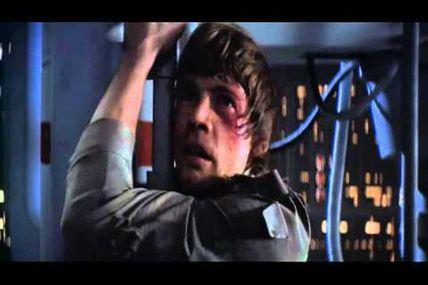 """Darth Vader : """"Omae no chichi wa washi da !"""""""