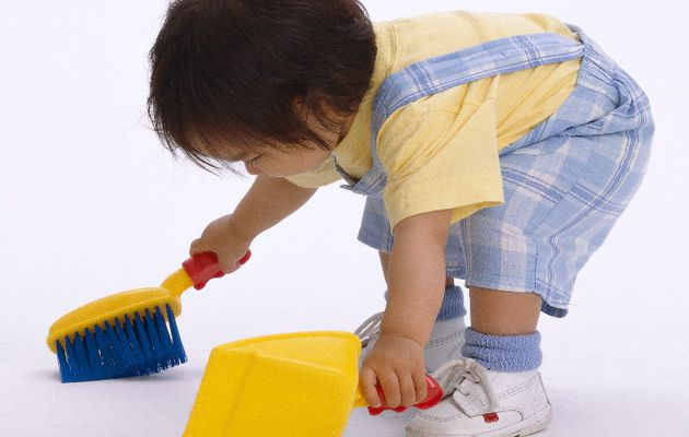 How to teach your kids help at home?