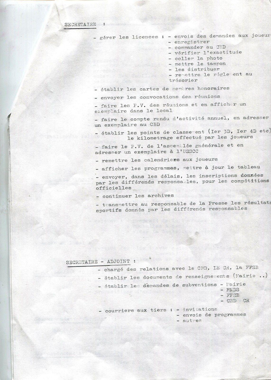 « Mon Billet du Samedi » 2020.10.17 Année 1997