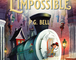 LE TRAIN VERS L'IMPOSSIBLE - P.G Bell