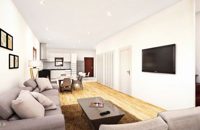 What is an 3D Interior Rendering Services? and What are the benefits of 3D interior rendering for marketing?