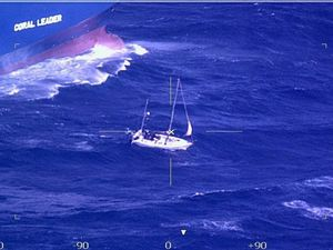 Jour 2 : Stage World Sailing - Survie + PSMer (ISAF)