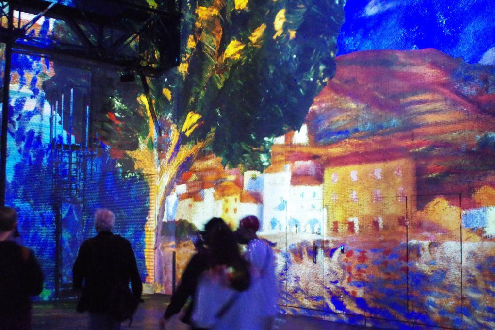 L'Atelier des Lumières Dali Gaudi à Paris XIème