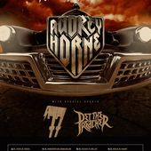 AUDREY HORNE is one tour is on tour - Markus' Heavy Music Blog