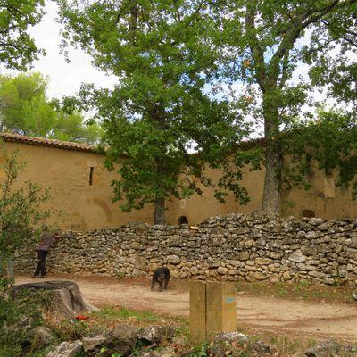 La Chapelle Saint-Marcellin / Balade près de Rognes
