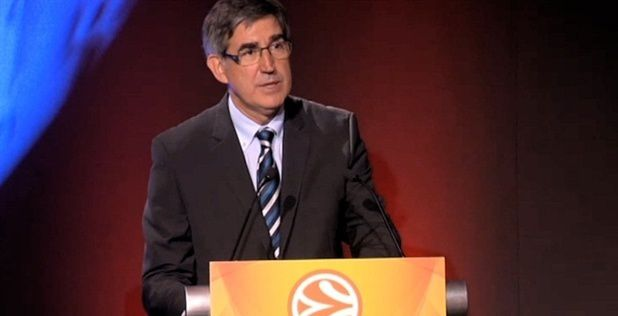 "Jordi Bertomeu: ""I'm glad to announce that the 2014 Euroleague Final Four will go to the city of Milan"""