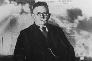 Hugenberg Papers Voice Approval of Zionism