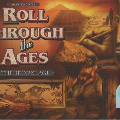 ROLL THROUGH THE AGES - M Leacock's - QWG