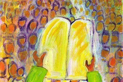 Lectures pour la Solennité du Saint-Sacrement B