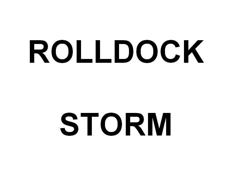 ROLLDOCK STORM  , a  quai dans la base navale de Toulon ; au quai Vauban le 30 novembre  2020