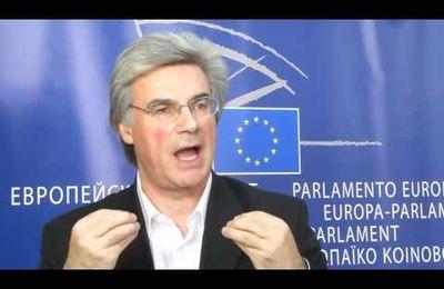 Traité Transatlantique de libre  échange - Le pacte ne doit pas passer - par Patrick Le Hyaric sur France Inter