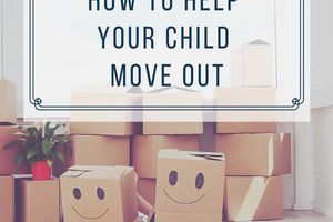 8 Ways to Make Kids Excited about Moving Out of Your House