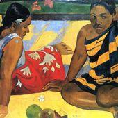 Paul gauguin - Quelles nouvelles? (Parau api) - LANKAART