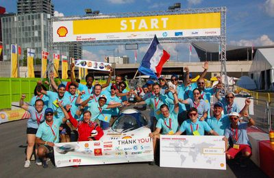 European Shell Eco-Marathon 2018