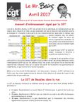 Mr. Being Avril 2017 - Intéressement - Réunion DP - 1er Mai