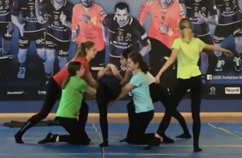 Communication Acrosport