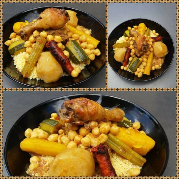 COUSCOUS ROYAL ALGERIEN