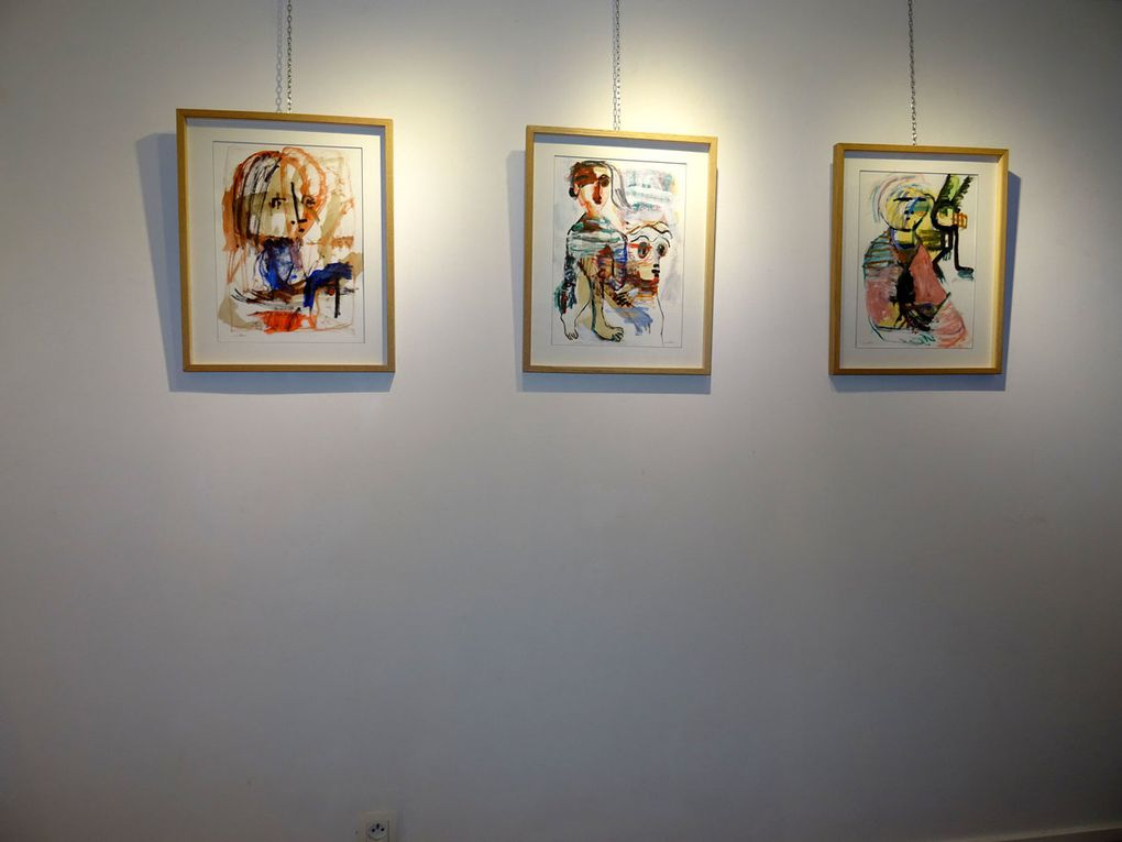 Exposition Galerie 'La Coulisse' Avril 2019
