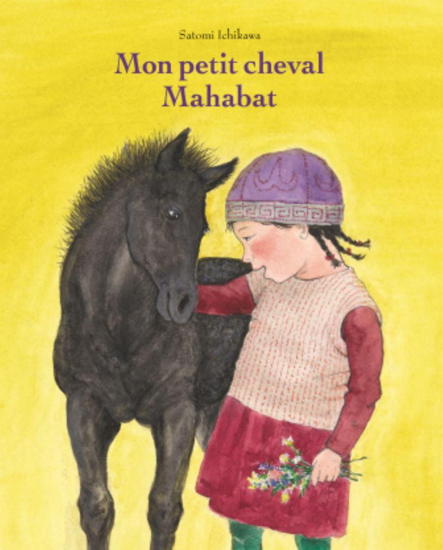 Mon petit cheval Mahabat