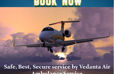 Trouble-free and anytime medical evacuation Service at the minimum range for every one critical and injured patient