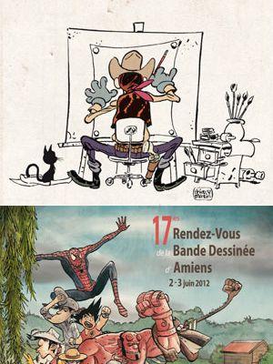 News! - Rendez-Vous de la Bande Dessinée d'Amiens 2012: le concours Régional
