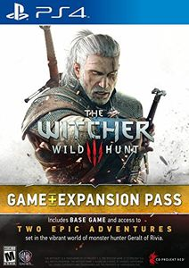 THE WITCHER 3: WILD HUNT - GAME OF THE YEAR EDITION DATE
