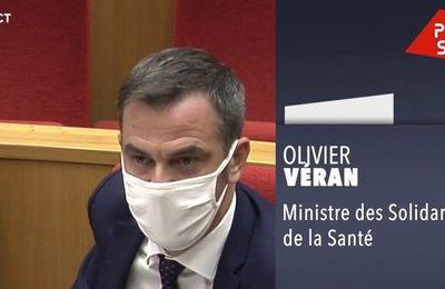 Allô, Docteur Olivier VÉRAN, accessoirement ministre de la Santé, COMMENT ÇA VA de votre côté ?