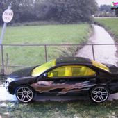 FORD FUSION BERLINE HOT WHEELS 1/64 PROMOTION CEREALES KELLOG'S - car-collector.net