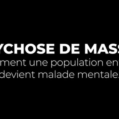 Viol des esprits et psychose de masse (Jean- Dominique Michel)