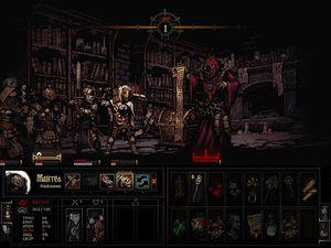 Darkest Dungeon sortira de l'Early Access en janvier