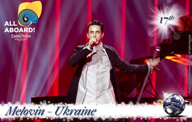 Ukraine - Melovin - 17th All Aboard!