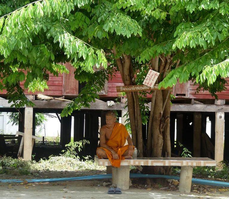 Scène de la vie quotidienne (20-09) - Vu au temple (20-09)