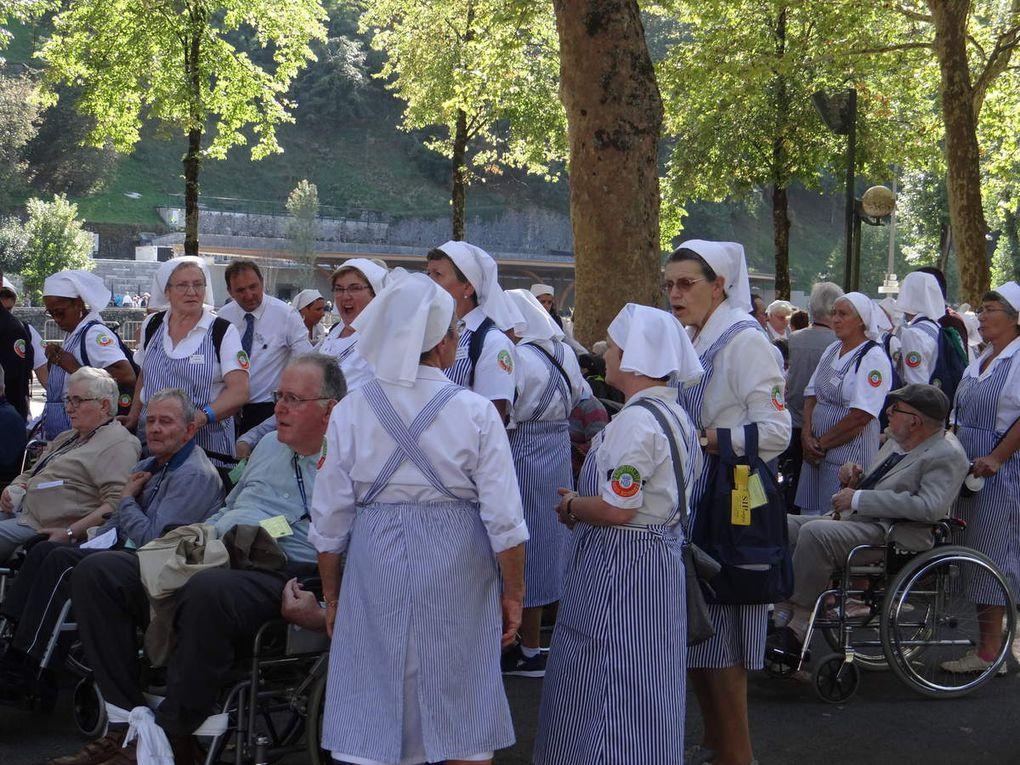 Retour sur le Pèlerinage diocésain 2018 à Lourdes