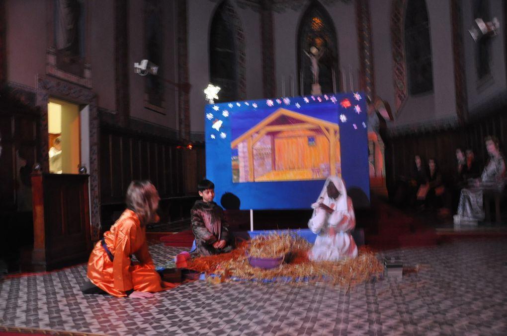 Veillée de Noël 2019 Mazères-Lezons