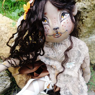 Woods doll