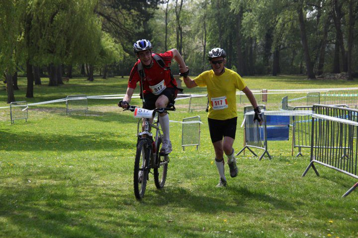 Run & Bike La Cosacienne - 25 avril 2010