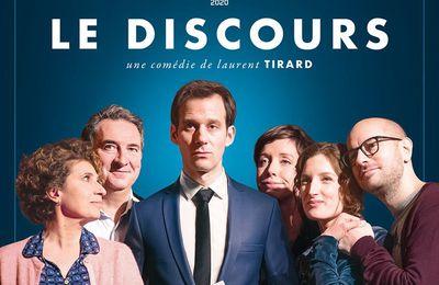 Critique cinéma : Le Discours