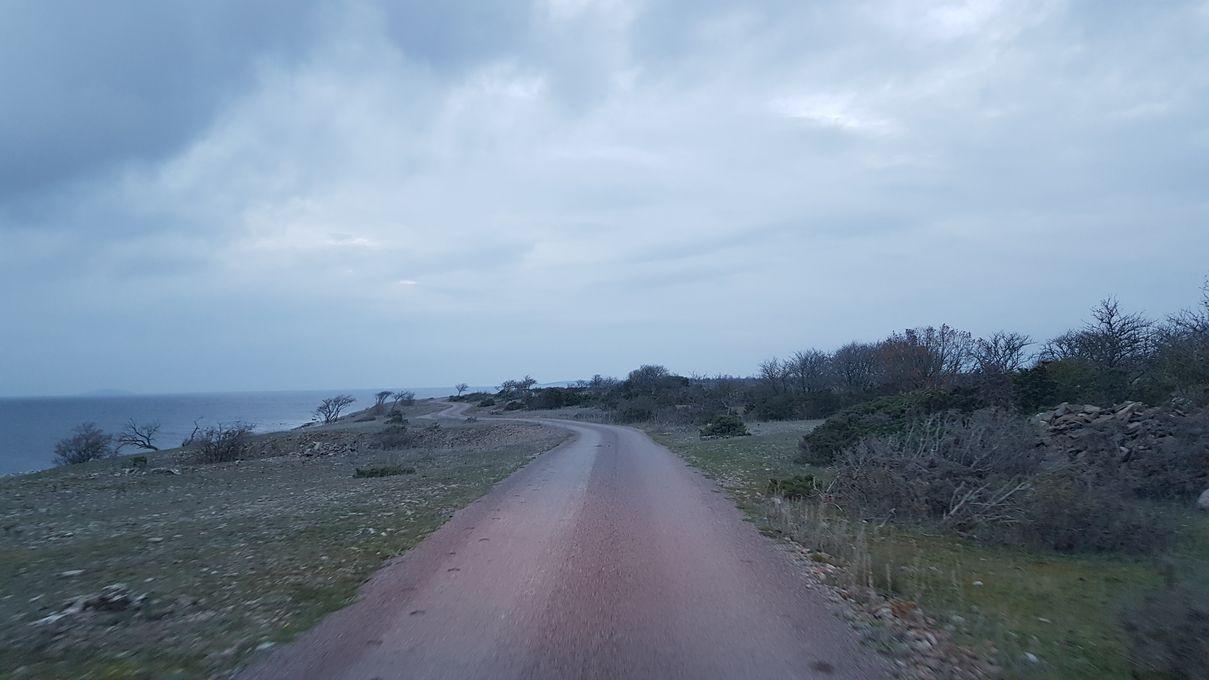 Les moulins de Öland