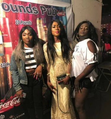 The Biggest Gay & Lesbian Party Held In Accra, Ghana
