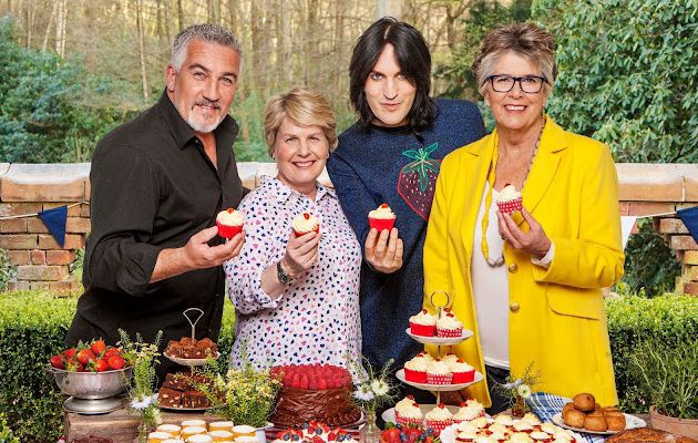 The Great British Baking Show: All the Seasons Ranked