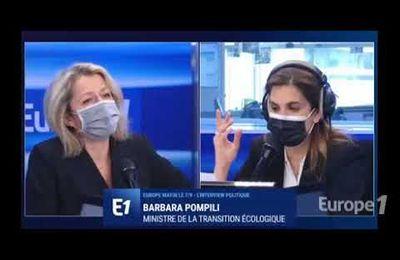 Brigitte Bardot interpelle la ministre contre la chasse en enclos le 25 05 2021 sur Europe 1