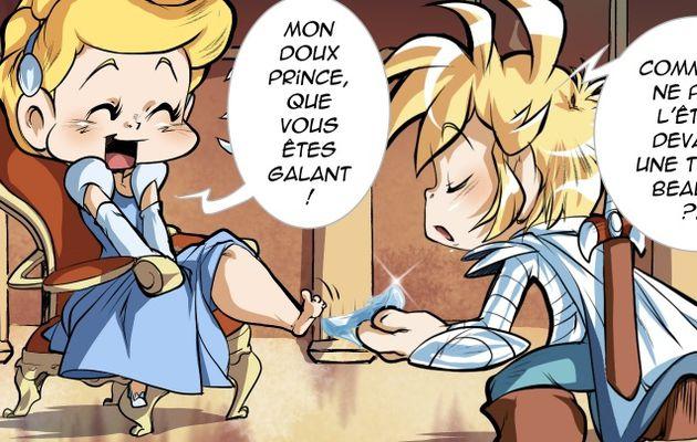 [P.3] : News N°5 : Danaël Prince de Cendrillon !