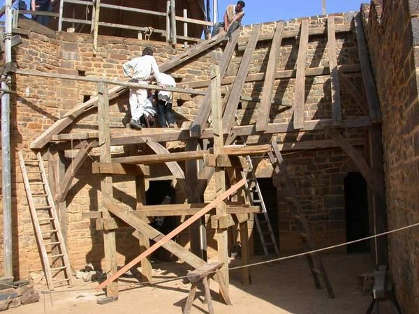 Album - GUEDELON 2006