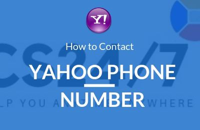Help to Contact Yahoo Phone Number