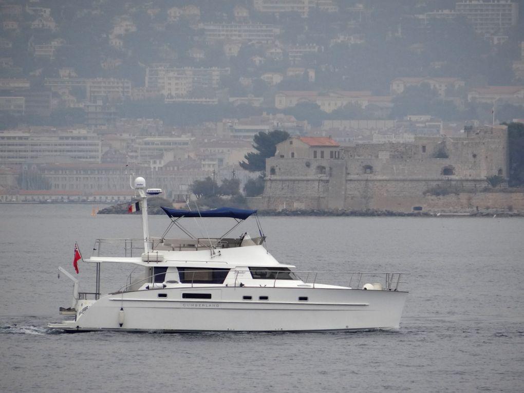 BIG  BANG , en rade des Vignettes à Toulon le 02 octobre 2017