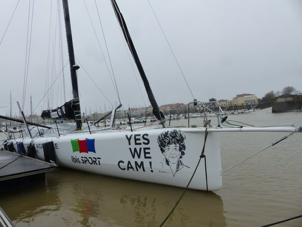 4. Yes we cam / Skipper Jean LE CAM