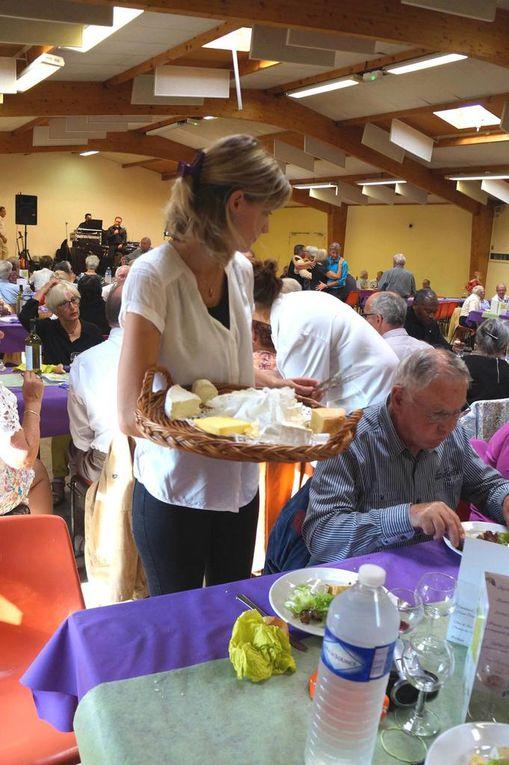 Le repas traditionnel de nos aînés