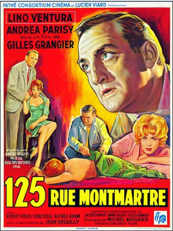 La carrière cinématographique de Georges Bazot